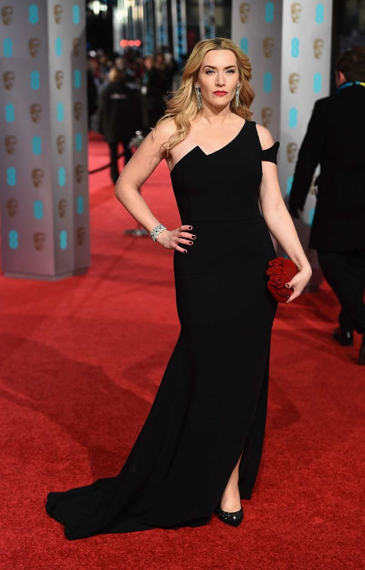 Kate Winslet in Antonio Berardi. Photo: Ian Gavan/Getty Images.