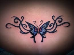 best tattoos for women on lower back - Google Search