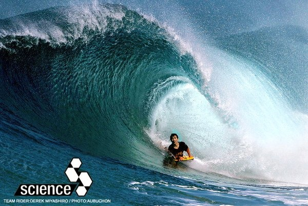 Science bodyboards