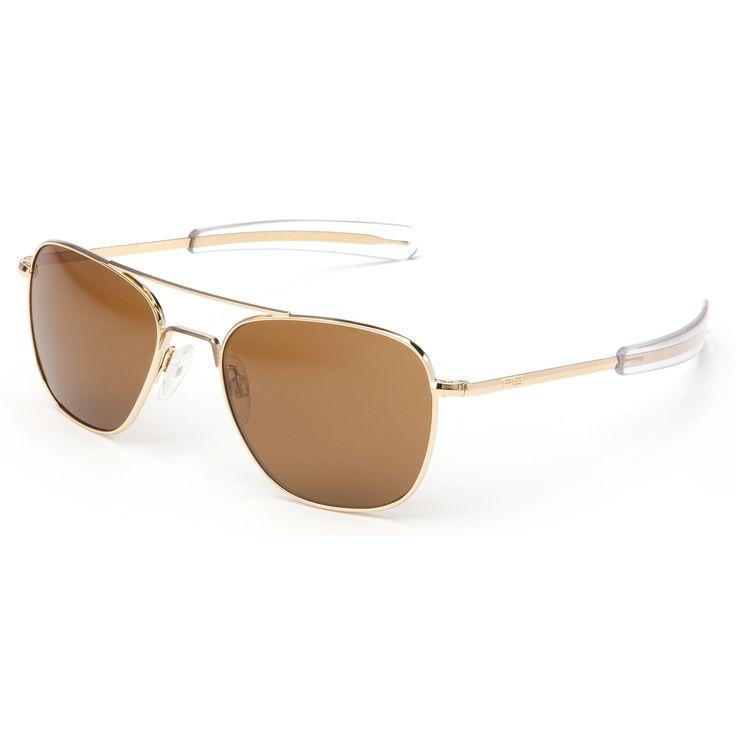 Squadron Sunglasses-finishes Squadron Sunglasses Gold Bronze qRayc
