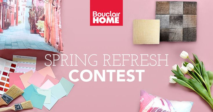 Win a $1,500 shopping spree from Bouclair and a stylist consultation. {{user.share_url}}