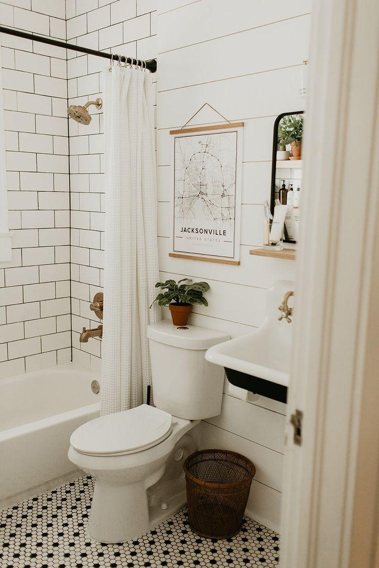 Bathroom Renovation Reveal In 2020 Bathroom Renovation Restroom Remodel Home Remodeling