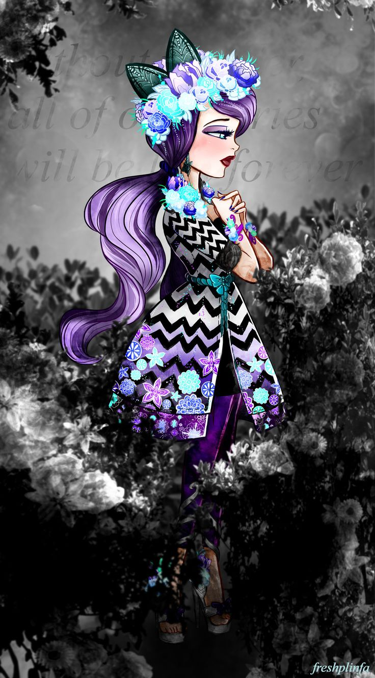 ever cheshire kitty cat spring unsprung monster raven lost ivy freshplinfa characters without wonder stories cats dolls deviantart alice queen