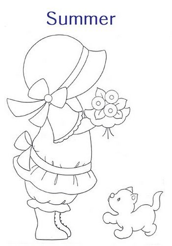 171 Best Coloring Pages Girl Boy Images On Pinterest