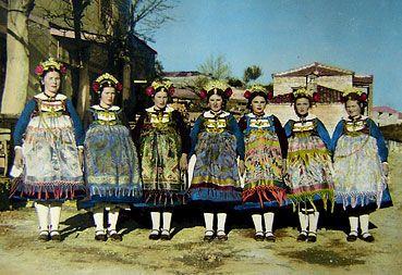 Τέλη δεκαετίας του 1960: Λαζαρίνες της Αιανής