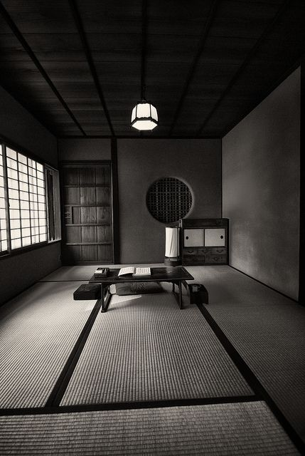 the japanese room...