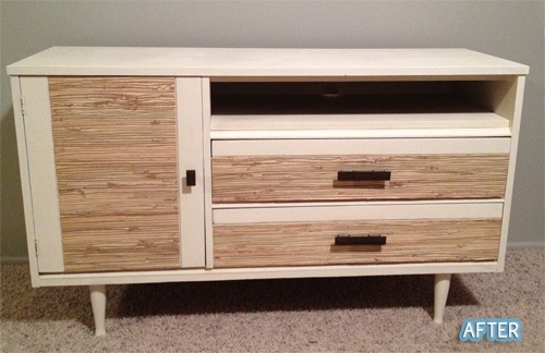 Divano Letto Friheten Ikea Usato ~ Cool dresser turned tv stand!  For the Home  Pinterest