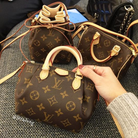 Louis Vuitton Nano Bags
