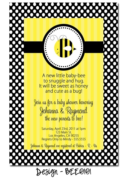 127 best images about bumble bee theme on pinterest for Spelling bee invitation template