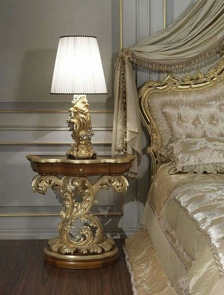 11 best Collection Baroque Bedroom images on Pinterest | Baroque ...