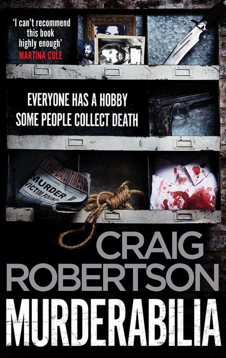 Murderabilia, by Craig Robertson