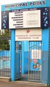 Hamilton's Municipal Pools
