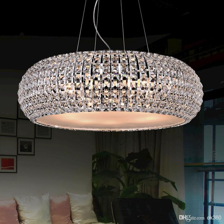 61 best indoor lights pendant lamp images on pinterest pendant crystal pendant lamp 650mm 500mm 400mm 350mm diameter circle ceiling light modern droplight chandelier led hanging mozeypictures Gallery