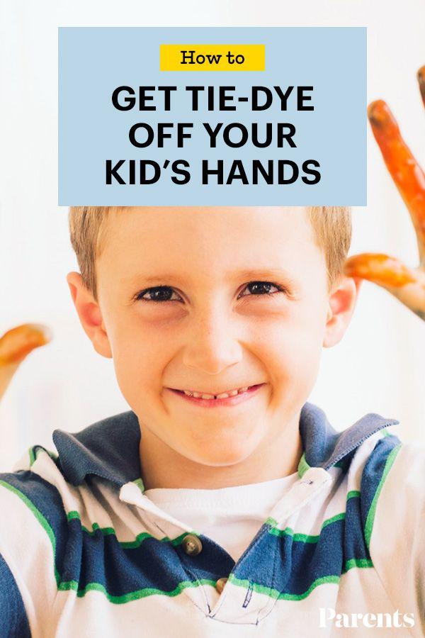 5 Effective Ways to Get Tie Dye Off Your Skin & Hands - UV
