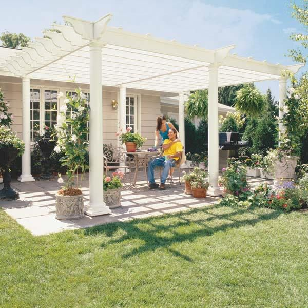 Affordable Outdoor Pavilion Price In Norway The Most Suitable Materialdiy Backyard Pergola