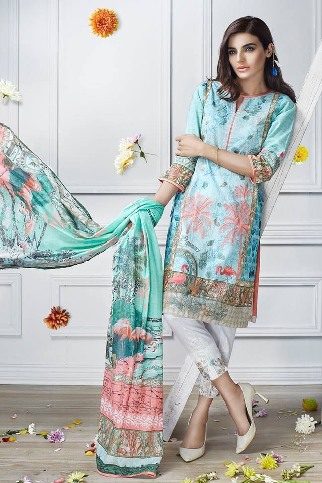 Ethnic By Outfitters Pret Wear Resort'16 Collection