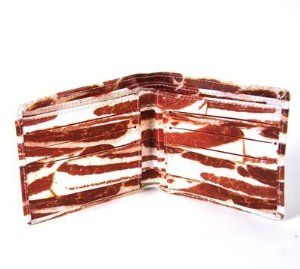 Bacon Wallet-   Because Bacon.