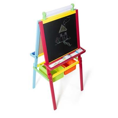 Image for A-Z Double Sided Blackboard / Whiteboard from Kmart