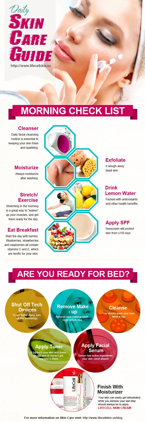 The 25+ best Skin care routine daily ideas on Pinterest ...
