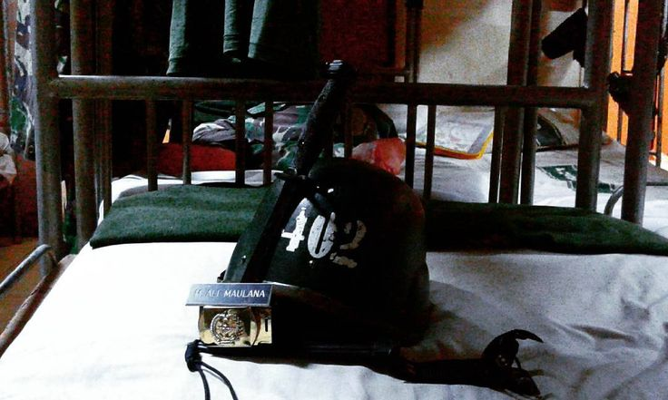 Berani Jalani Pasti.. 402 Selalu Dihati menjadi kebanggaan bagi diri sendiri dan Langkahku menjadi seorang prajurit yang handal dan profesional #indonesia #army #Zeni #tniad #vsco #pk23 #combatt #angkatandarat #force by alimaulanas