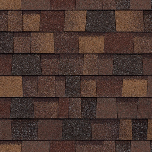 Owens Corning Roofing: Shingles - TruDefinition® Duration® Designer Colors Collection: Sedona Canyon