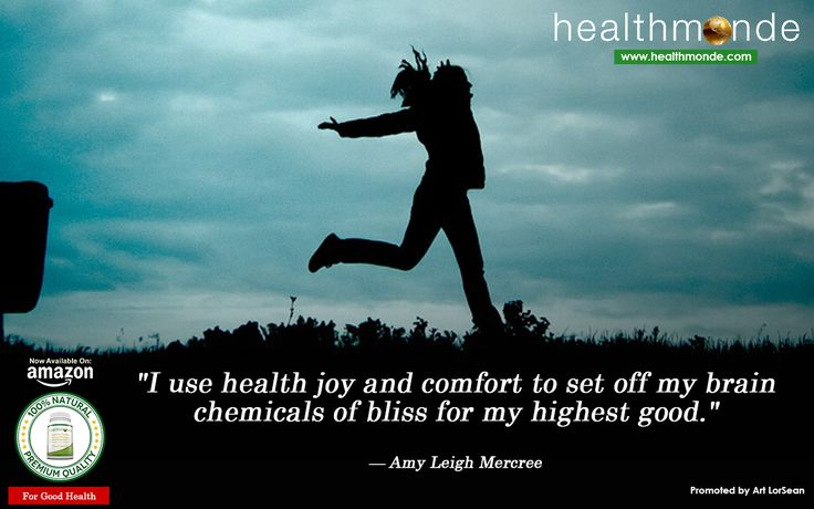 "https://www.healthmonde.com/  ""I use health joy and comfort to set off my brain chemicals of bliss for my highest good.""    AMAZON : https://www.healthmonde.com/"