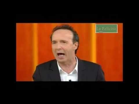 ▶ La Felicità - Roberto Benigni - I Dieci Comandamenti - musiche di Paolo Buonvino - YouTube
