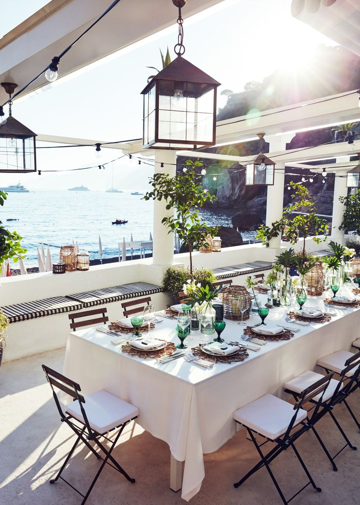 Kristen O'Neill and Brett Shapiro Are Married in the Gorgeous Mediterranean Town of Positano