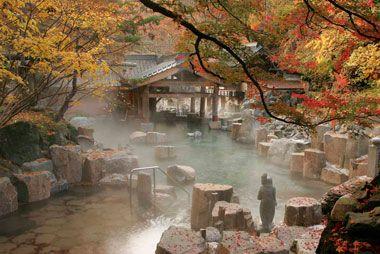 宝川温泉汪泉閣 Takaragawa Onsen(hot spring)