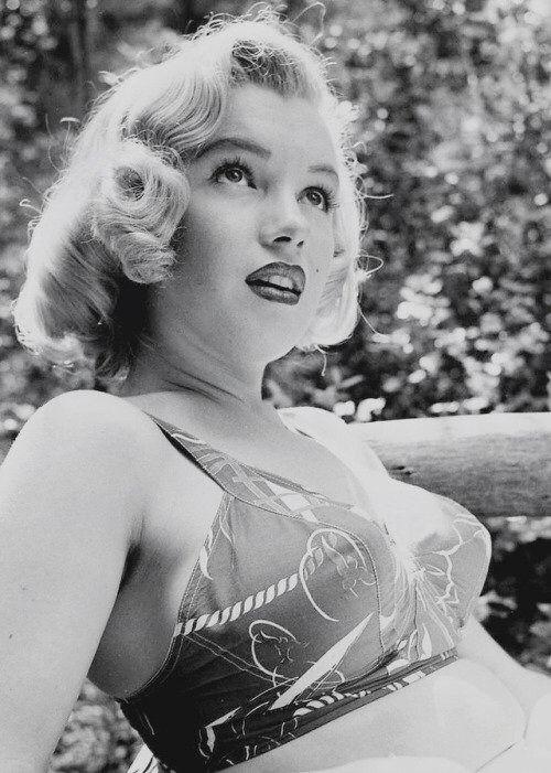 Timeless Beauty — Marilyn Monroe