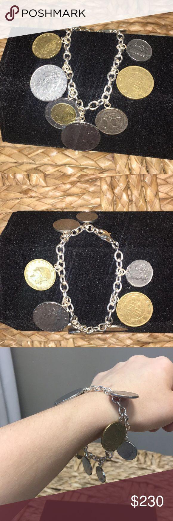 Milor Italian Lire Silver Bracelet Bracelet Milor Jewelry Bracelets