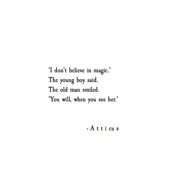 magic... <3
