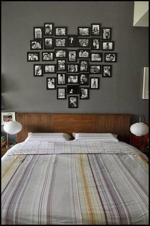 corazon de fotos en la pared - Поиск в Google