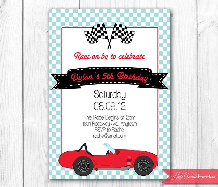 82 best 1 down images – Free Printable Race Car Birthday Invitations