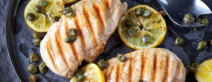 Citromos csirke recept