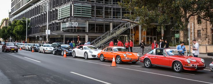 https://flic.kr/p/g6UbXS | Untitled | 50 Years of 911 Bridge Run - Sydney Australia   Porsche Australia & Porsche Club NSW   Leigh Nelson © Copyright 2013 All rights reserved