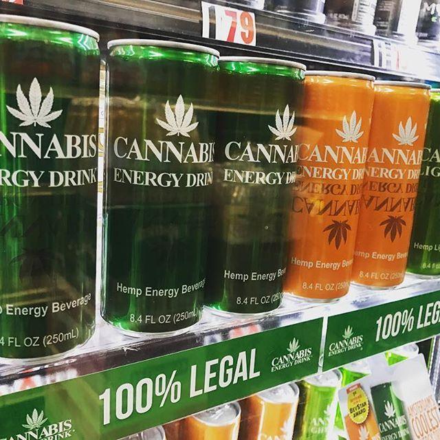 Find your CannabisEnergyDrink at local convenience stores #7-11 #seveneleven #conveniencestores . . . . . . . .  #cannabis #cannabiscommunity #cannabisenergy #cannabiscup #canabisculture #cannabis420 #cannabissociety #cannabiscures #hemp #hempcon #hempseeds #drinkcannabis #drinkcannabisenergy #sandiego #orangecounty #LA #losangeles #sd #oc #drink #energydrink #hempproducts  #cannabislife  #Regram via @cannabisenergydrink)