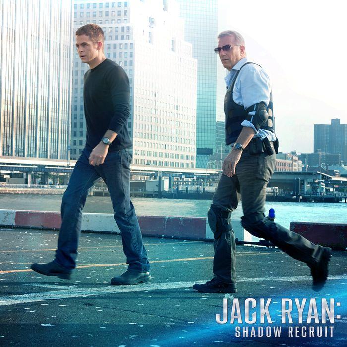 Jack Ryan: Shadow Recruit - Available now! on Digital HD. #chrispine #jackryanmovie #tomclancy #spy