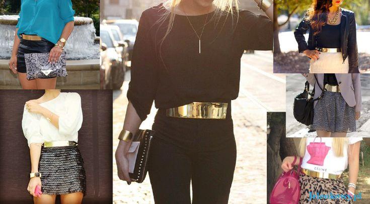 Mirror belt collage by jelonkowy.pl