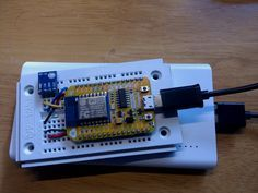 I have been experimenting with the ESP8266 for creating Wifi sensors. The nodemcu firmware makes programming it very easy. I have tried a few different development boards, and the nodemcu devkit se...