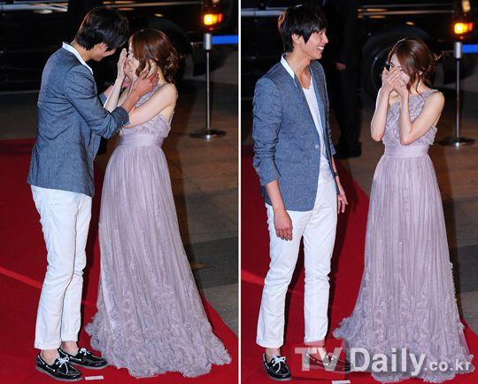 Ji Hyun Woo | Yoo In Na & Ji Hyun Woo sont en couple