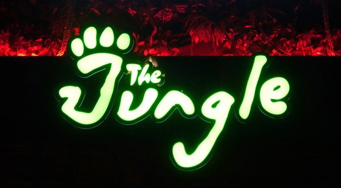 Welcome to the Jungle!  The Kent Town Hotel