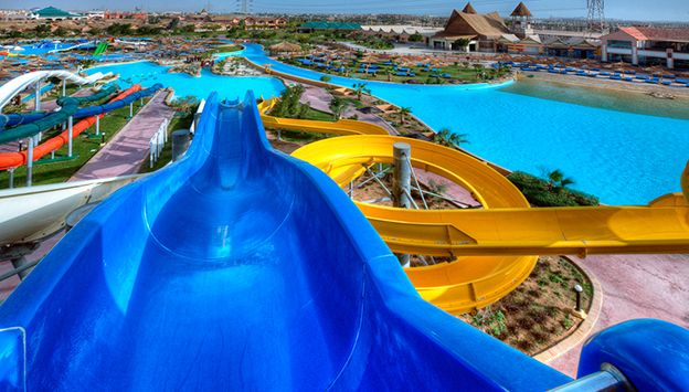 Hotel Jungle Park - Hurghada