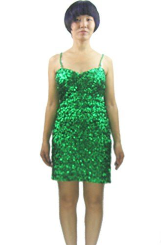 New Whitewed Short Womens Sparkly Bandeau Sequin Paillettes Bodycon Vegas Dresses online. Find the  great KUREAS Dresses from top store. Sku xgut69483oiwz84233