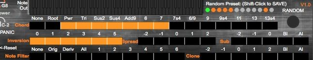 Xeno - Chord Explorer For Ableton Live By Erogenous Tones