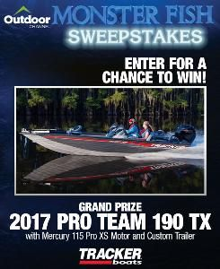 Bass Pro Shops - Win a 2017 Tracker Boat, Mercury Motor & Custom Trailer - http://sweepstakesden.com/bass-pro-shops-win-a-2017-tracker-boat-mercury-motor-custom-trailer/