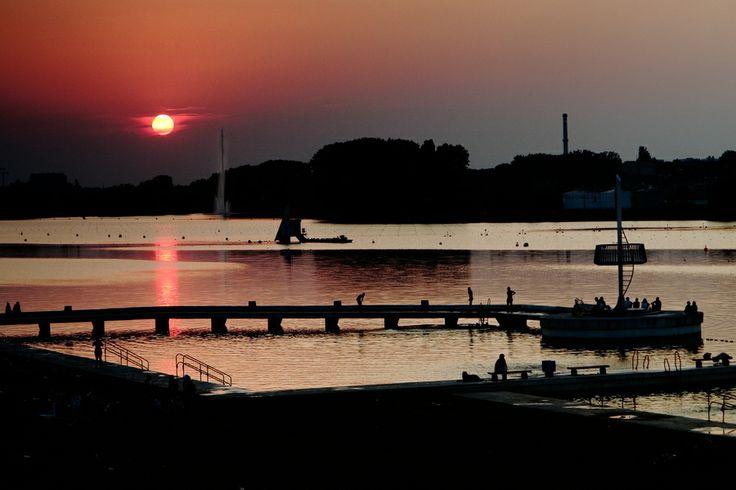 Hot summer by Marek Mozalewski, via 500px