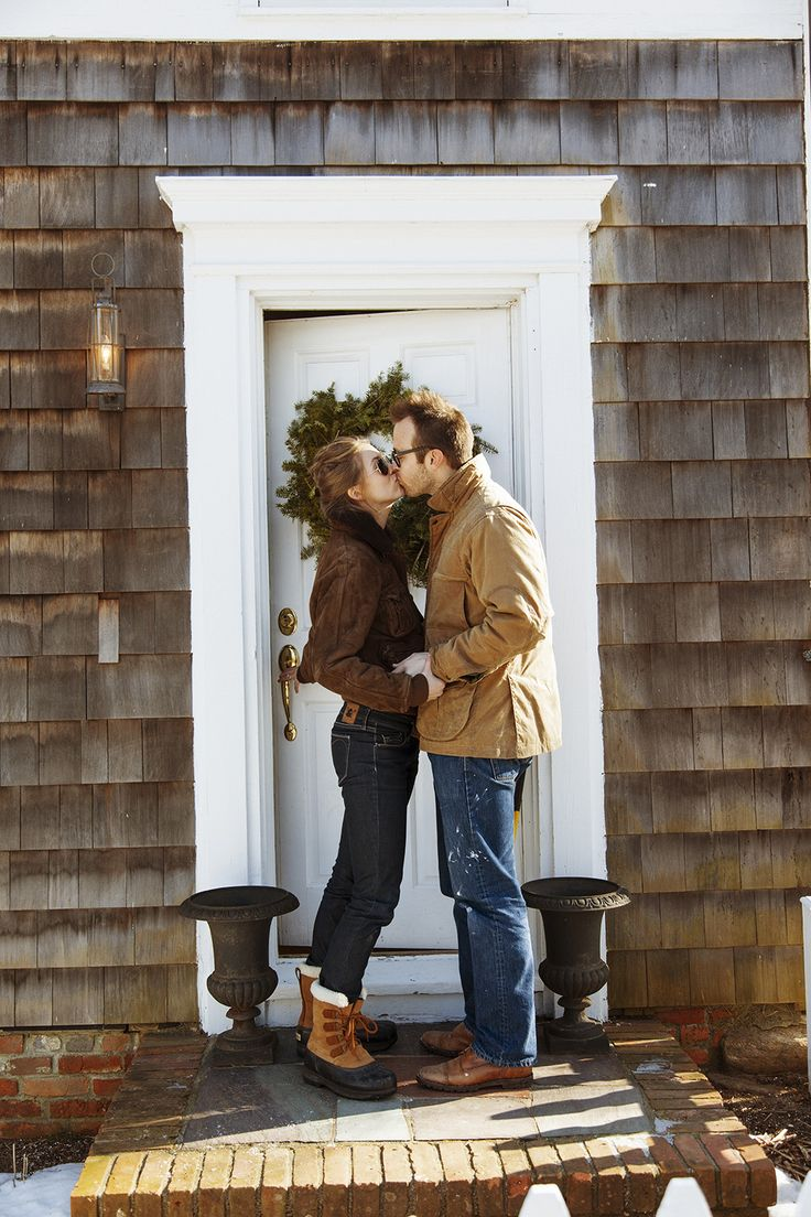 Derrick Miller and Jennifer Vaughn Miller at Home in the North Fork of Long Island « the selby
