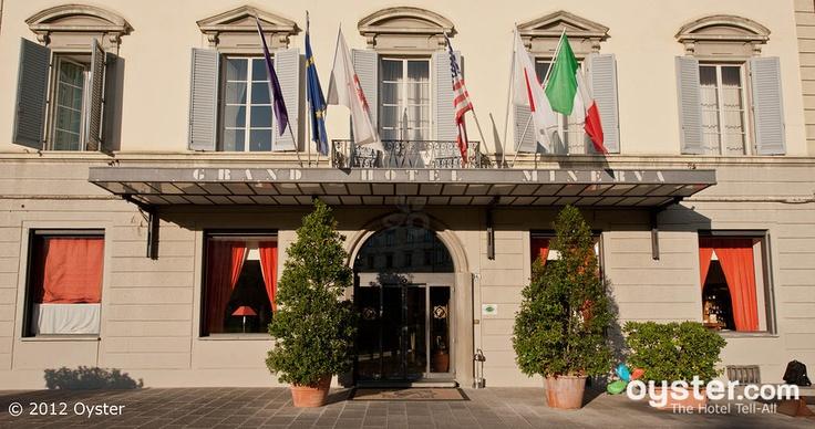 Grand Hotel Minerva  Florence, Italy