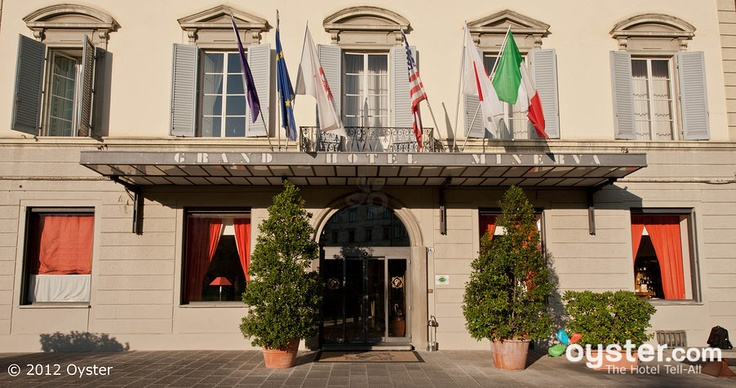 Grand Hotel Minerva  Florence, Italy